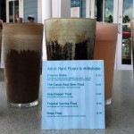 WHAT?!??!?!?: New Adult Beverage and Hard Floats Menu at Beaches & Cream Soda Shop