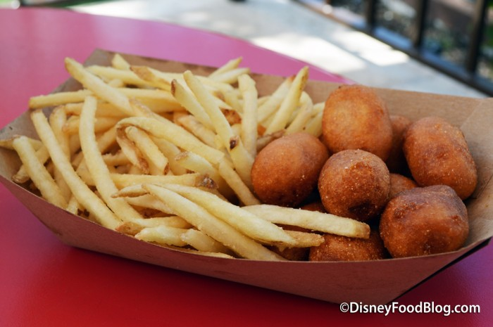 Corn Dog Nugget Meal