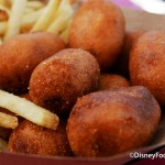 Review: Corn Dog Nugget Meal Now Available at Casey's Corner in Disney World