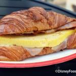 Review: Croissant Salé at Les Halles Boulangerie Patisserie