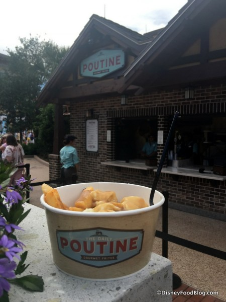 The Daily Poutine