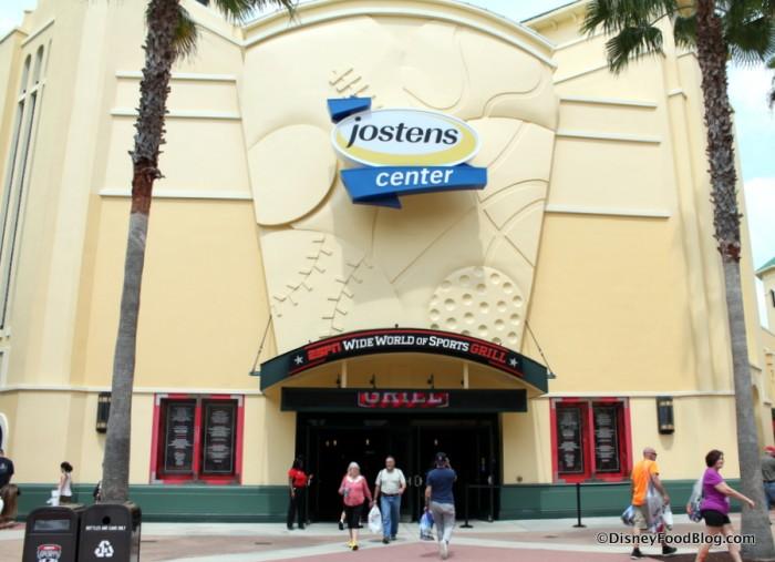 Jostens Center