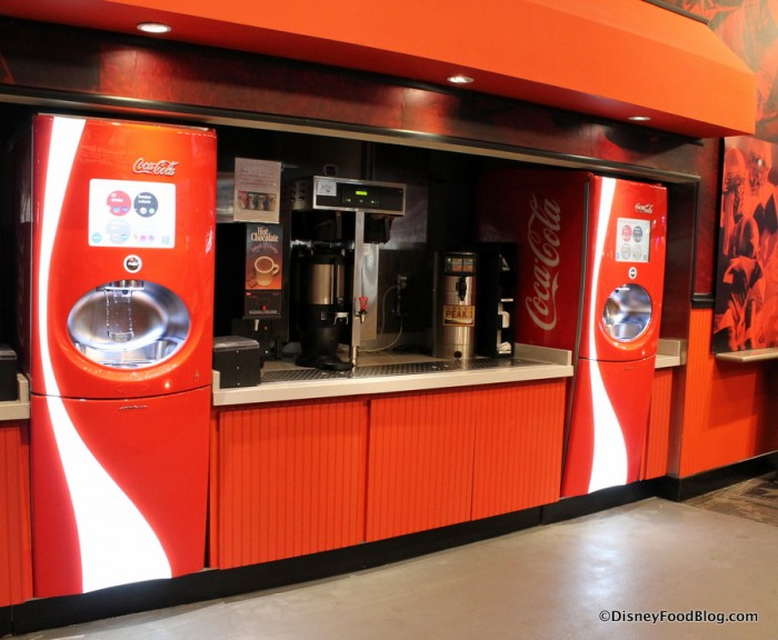 Freestyle Coke Machines