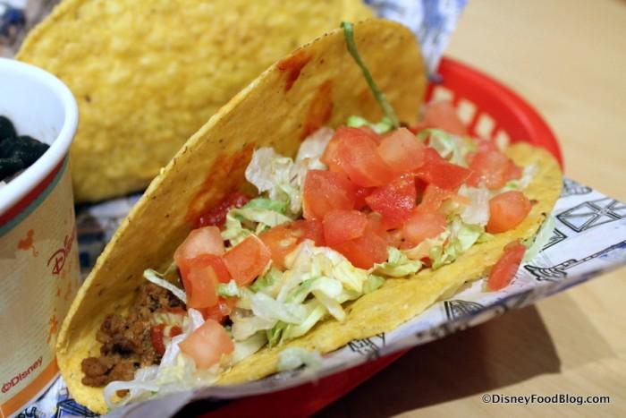Touchdown Tacos