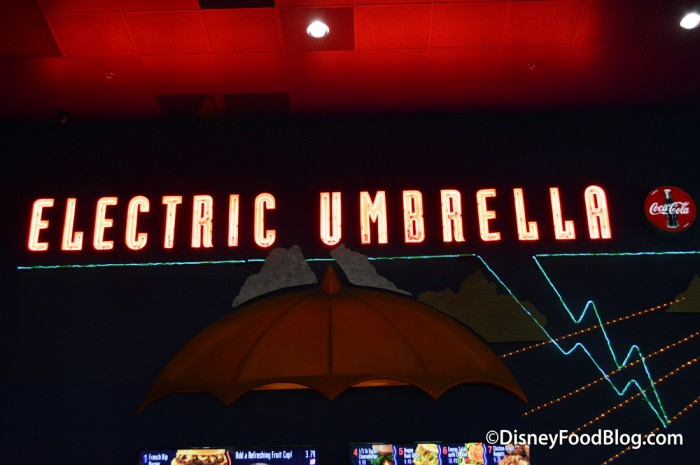 The Electric Umbrella