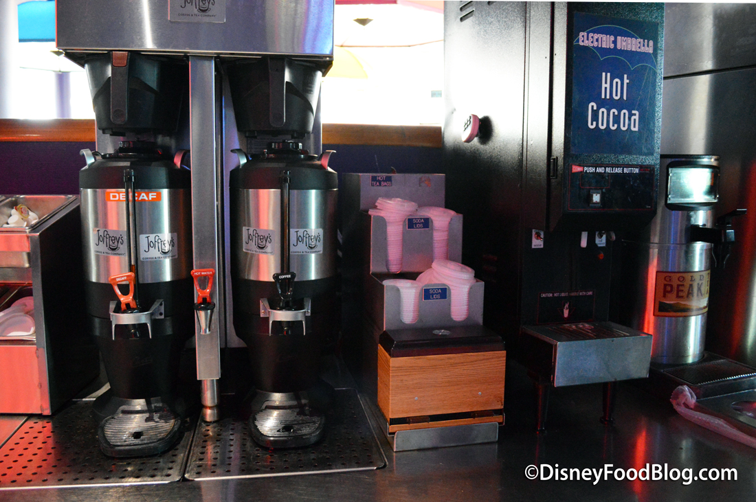 Review lunch at electric umbrella in epcots future world the beverage station fandeluxe Gallery