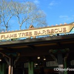 Review: Lunch at Animal Kingdom's Flame Tree Barbecue — Including the New FULL Slab of Ribs!
