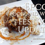 News! 2016 Epcot Food and Wine Festival FULL BOOTH MENUS and Food Photos!