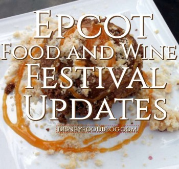 Food and Wine Festival Updates 2016 Info Graphic Square