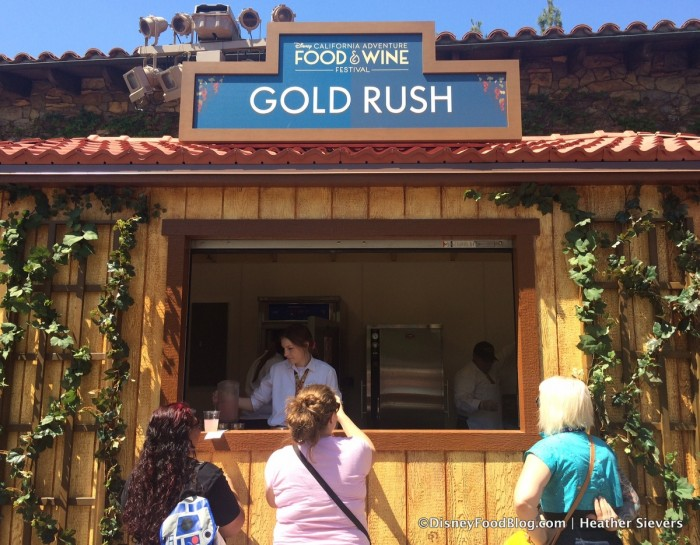 Gold Rush Booth