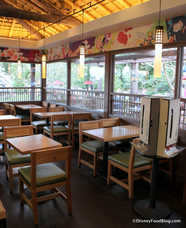 Plain And Fancy Blog >> Review: Katsura Grill in Epcot's Japan Pavilion | the disney food blog