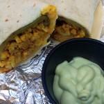 Disney California Adventure Food and Wine Festival Recipe: Anaheim Chile and Roasted Cauliflower Burrito
