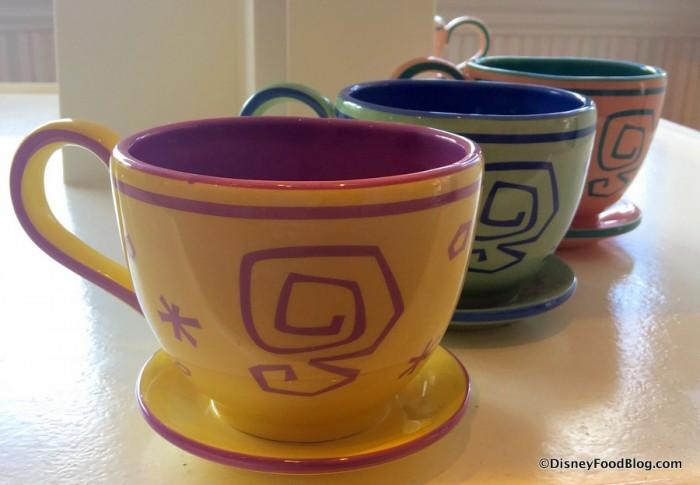 Tea Cups!