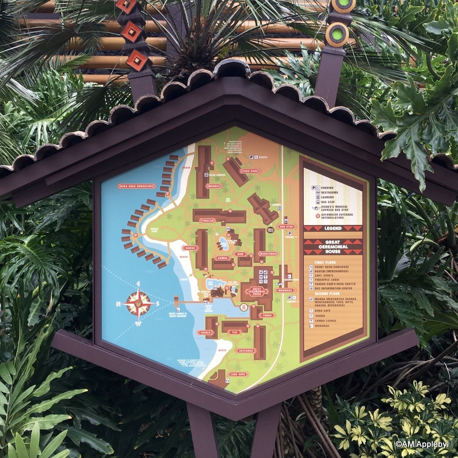 Guest Review The NEW Oasis Bar And Grill At Disneys Polynesian - Nyc map oasis