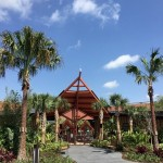 Guest Review: The NEW!! Oasis Bar and Grill at Disney's Polynesian Village Resort