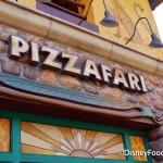 Review: New Menu Items at Animal Kingdom's Pizzafari!
