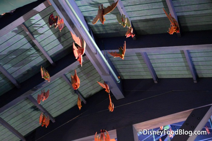 Hanging Bats!