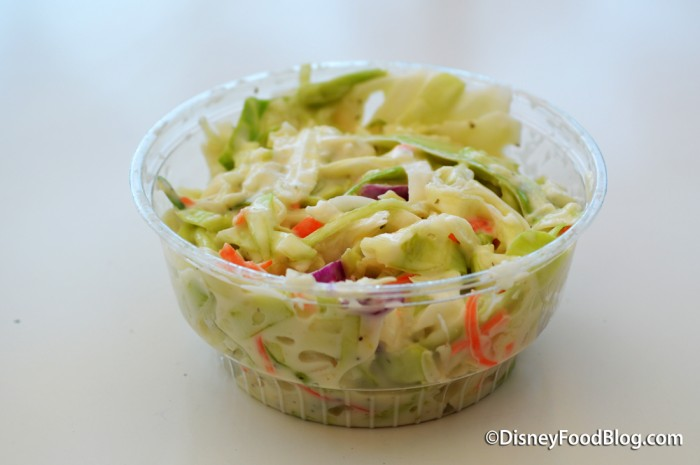 Ranch-Style Coleslaw