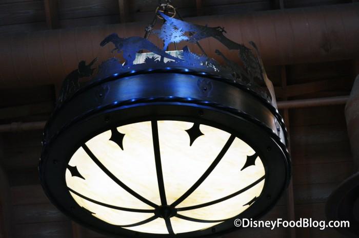 Dinosaur Themed Light Fixtures
