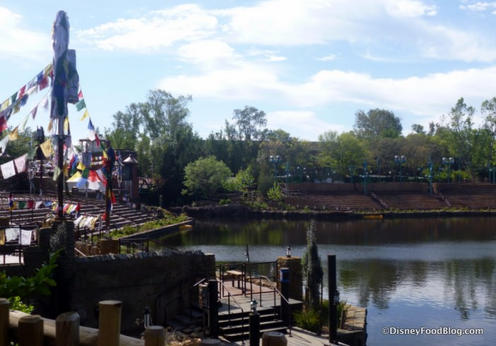 Future Rivers of Light seating