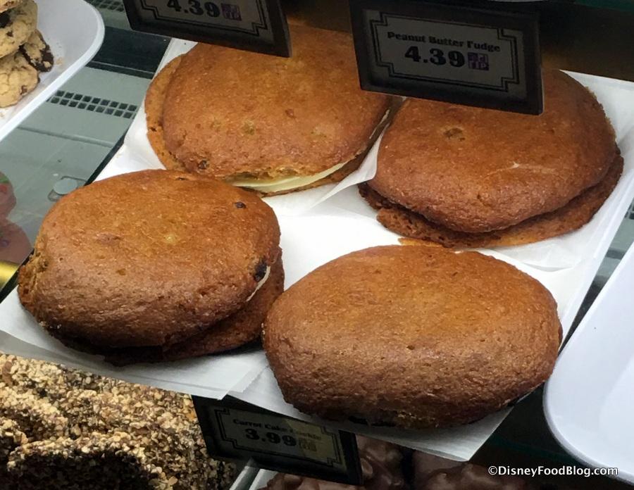 Sweet Spells Carrot Cake Cookie
