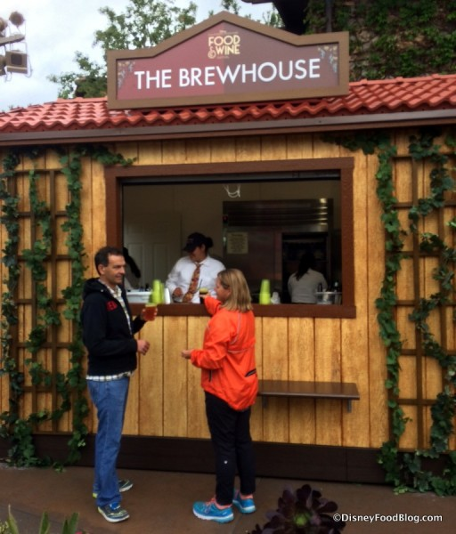 The Brewhouse Booth