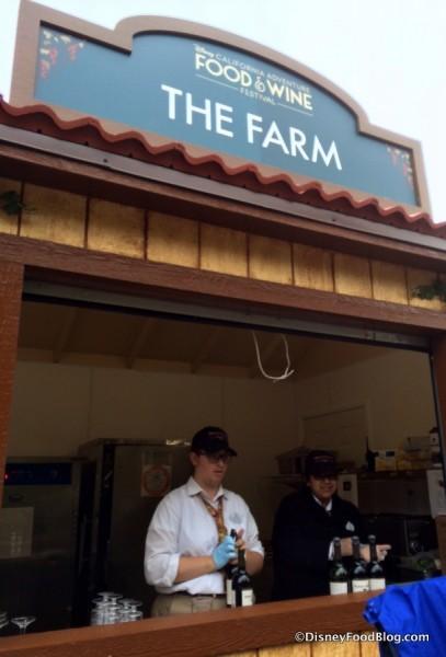 The Farm Booth