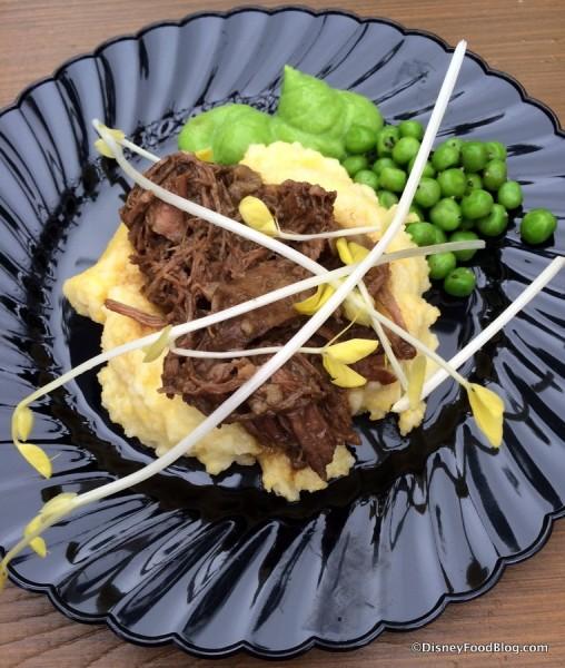Zinfandel-Braised Wagu Beef