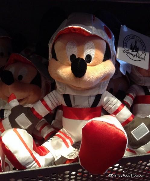 Astronaut Mickey