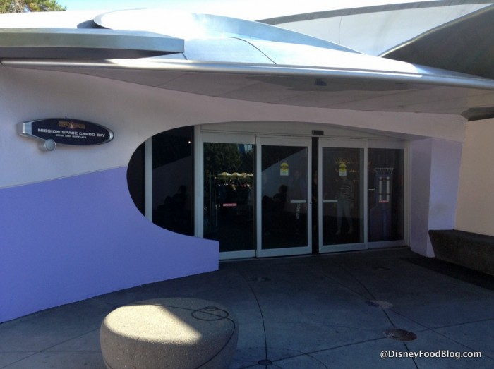 Mission: Space Cargo Bay