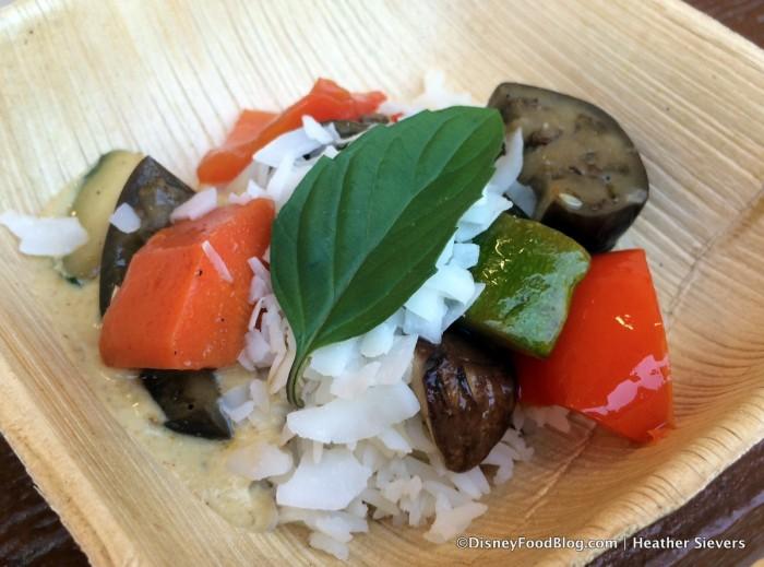 Golden Thai Vegetable Curry