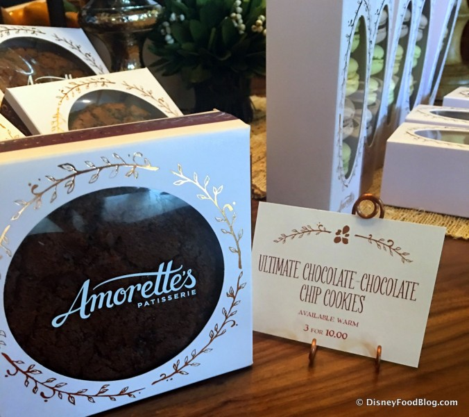 Amorette's Ultimate Chocolate Chocolate Chip Cookies