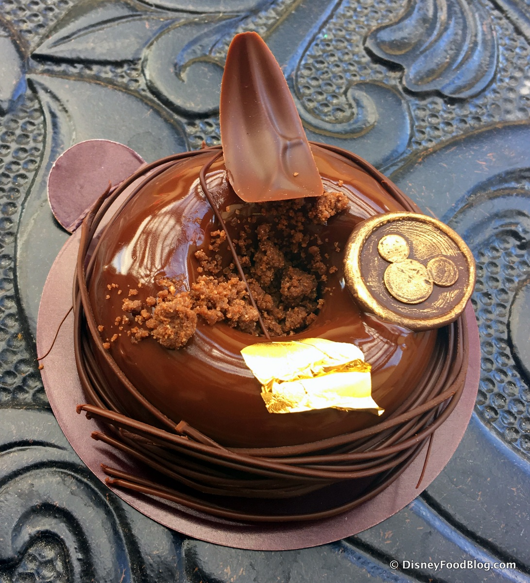 First Look and Review: Amorette's Patisserie in Disney Springs