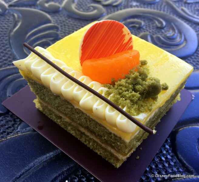 Yuzu Chiffon Cake