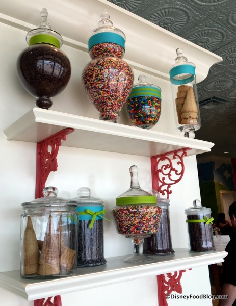 Ice Cream decor