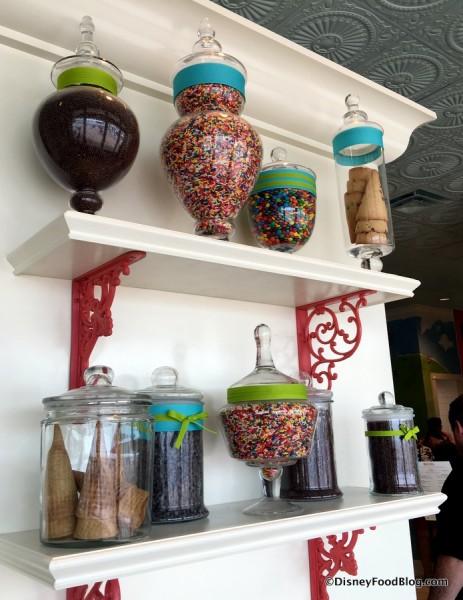 Ice Cream decor