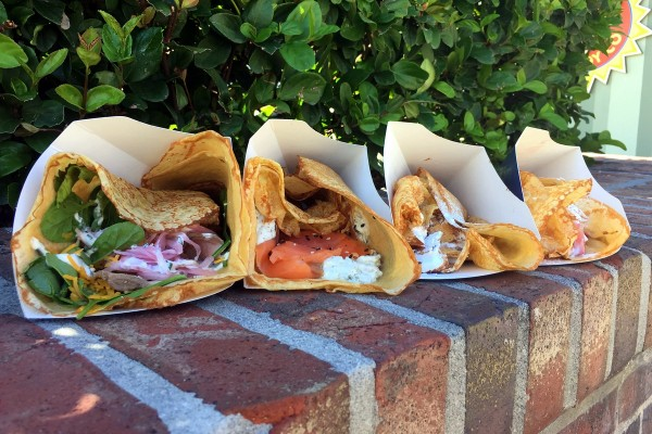 First Look and Review: AristoCrepes at Disney Springs