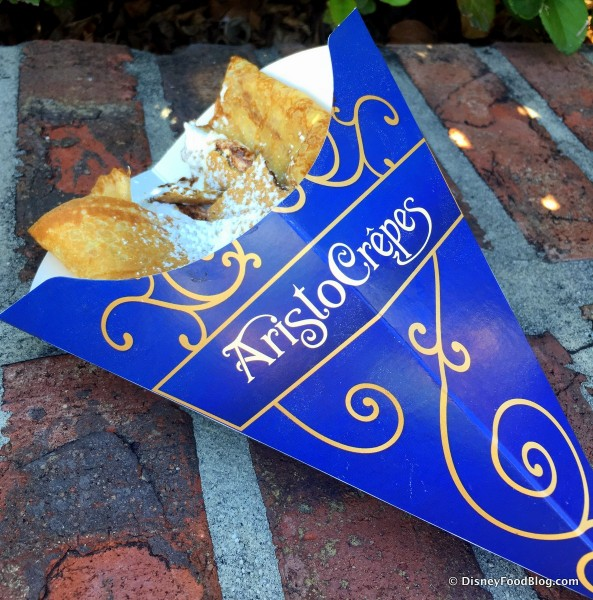 S'mores Crepe
