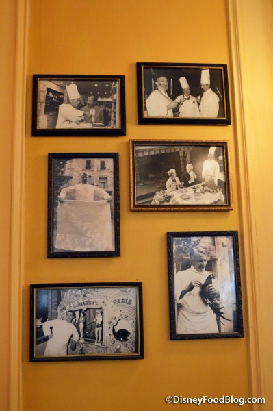Photos of Chefs de France