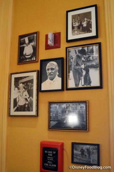 Photos of Chefs de France