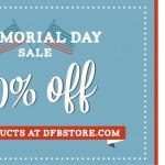 Start Your Vacation Planning NOW! Save 40% off EVERYTHING in the DFB Store with Our Memorial Day Sale!