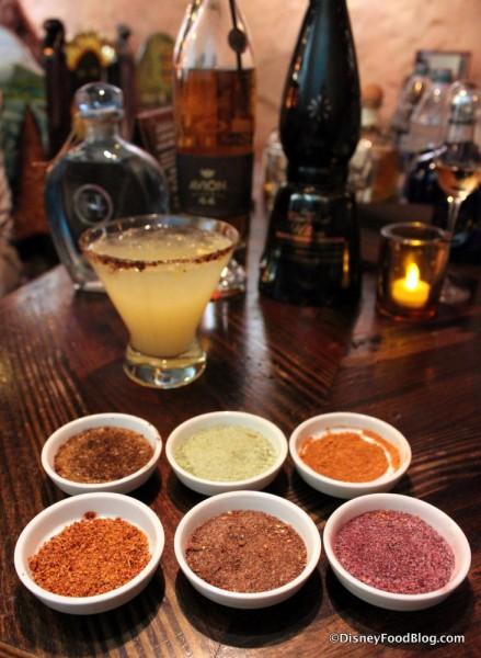 Salts and Pineapple Margarita