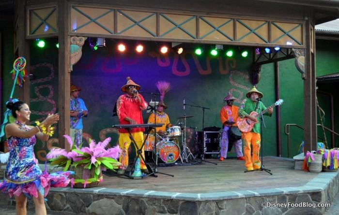 Viva Gaia Street Band