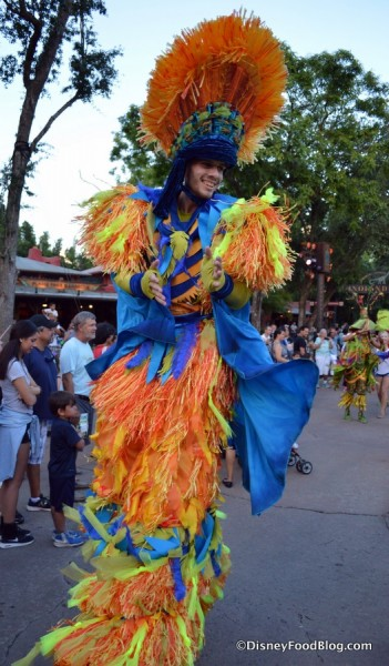 Discovery Island Carnivale