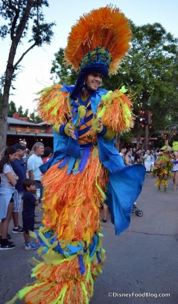 Discovery Island Carnivale