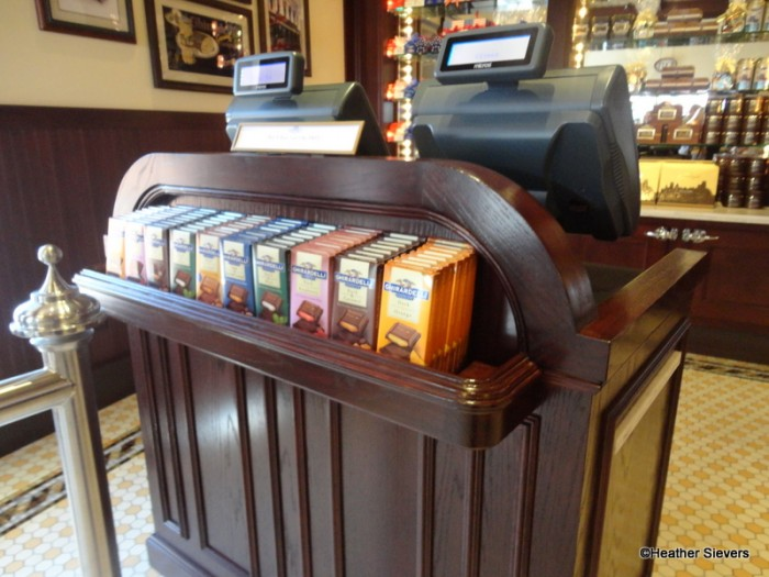 Cash Registers in the Ordering Area