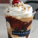 Review: The Earthquake Sundae and More at Ghirardelli Chocolate Shop
