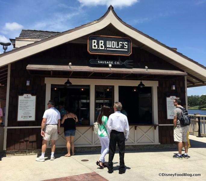 B.B. Wolf's Sausage Co.