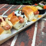 First Look and Review! B.B. Wolf's Sausage Co. in Disney Springs