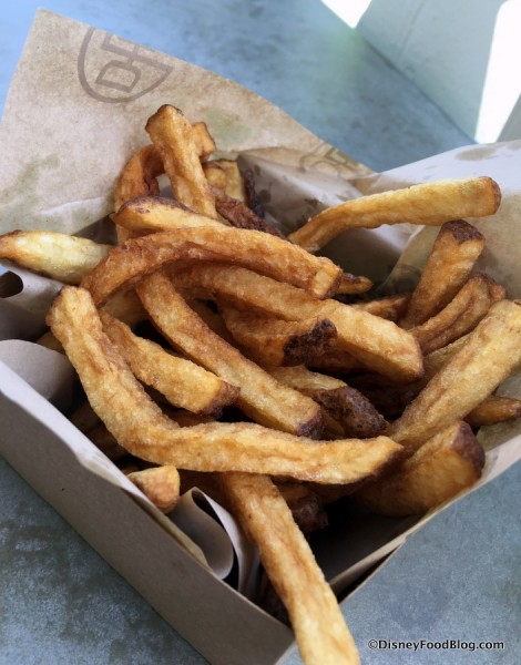 Fresh-Cut Fries